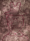 Prints, RUFINO TAMAYO (Mexican, 1899-1991). Cabeza en gris, 1973. Color lithograph. 29-3/4 x 22 inches (75.6 x 55.9 cm). Ed. 14/...