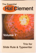 Books:Science Fiction & Fantasy, Hal Clement. INSCRIBED. The Essential Hal Clement. Framingham: NESFA Press, 1999-2000. First edition. Volume I ins... (Total: 3 Items)