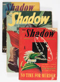 Pulps:Detective, Shadow Box Lot (Street & Smith, 1939-48) Condition: AverageVG/FN.... (Total: 37 Items)