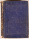 Books:Americana & American History, [Lewis Wetzel]. WITH A TIPPED-IN DOCUMENT FROM 1777. Cecil B.Hartley. Life and Adventures of Lewis Wetzel, TheVirginia...