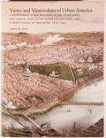 Books:Maps & Atlases, [Maps]. John W. Reps. Views and Viewmakers of Urban America: Lithographs of Towns and Cities in the United States ...