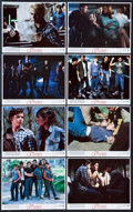 """Movie Posters:Crime, The Outsiders (Warner Brothers, 1982). Mini Lobby Card Set of 8 (8""""X 10""""). Crime.. ... (Total: 8 Items)"""