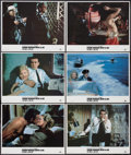 """Movie Posters:James Bond, From Russia with Love (United Artists, R-1984). Lobby Cards (6)(11"""" X 14""""). James Bond.. ... (Total: 6 Items)"""