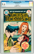 Bronze Age (1970-1979):Romance, Young Romance #205 (DC, 1975) CGC NM+ 9.6 Off-white pages....