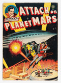 Golden Age (1938-1955):Science Fiction, Attack on Planet Mars nn (Avon, 1951) Condition: VG-....
