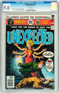 Bronze Age (1970-1979):Horror, Unexpected #174 (DC, 1976) CGC NM/MT 9.8 White pages....
