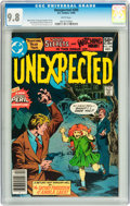 Modern Age (1980-Present):Horror, Unexpected #205 (DC, 1980) CGC NM/MT 9.8 White pages....