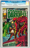 Bronze Age (1970-1979):Horror, Chamber of Darkness #3 Twin Cities pedigree (Marvel, 1970) CGCVF/NM 9.0 White pages....