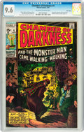 Bronze Age (1970-1979):Horror, Chamber of Darkness #4 Twin Cities pedigree (Marvel, 1970) CGC NM+9.6 Off-white to white pages....