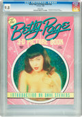Magazines:Miscellaneous, The Betty Page 3-D Picture Book #nn (3-D Zone , 1989) CGC NM/MT 9.8White pages....
