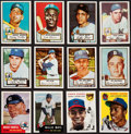 "Baseball Cards:Sets, 1982 Topps ""1952 Topps"" 30th Anniversary Reprint Complete Set (402) Plus 1953 & 1954 Topps Archive Sets. ..."