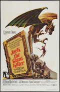 """Movie Posters:Fantasy, Jack the Giant Killer (United Artists, 1962). One Sheet (27"""" X41""""). Fantasy.. ..."""