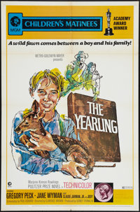 """The Yearling and Other Lot (MGM, R-1971). One Sheets (2) (27"""" X 41""""). Drama. ... (Total: 2 Items)"""
