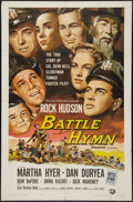 "Movie Posters:War, Battle Hymn (Universal International, 1957). One Sheet (27"" X 41"").War.. ..."