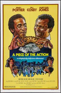"""A Piece of the Action and Other Lot (Warner Brothers, 1977). One Sheets (3) (27"""" X 41""""). Comedy. ... (Total: 3..."""