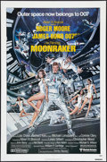 "Movie Posters:James Bond, Moonraker (United Artists, 1979). One Sheet (27"" X 41""), Program (6Pages, 6"" X 12""), & Magazine (42 Pages, 8"" X 10.75""). Ja...(Total: 3 Items)"