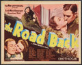"Movie Posters:War, The Road Back (Universal, 1939). Title Lobby Card (11"" X 14"").War.. ..."