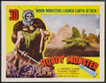 "Movie Posters:Science Fiction, Robot Monster (Astor Pictures, 1953). Lobby Card (11"" X 14"").Science Fiction.. ..."