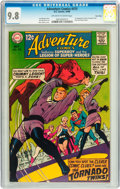 Silver Age (1956-1969):Superhero, Adventure Comics #373 Twin Cities pedigree (DC, 1968) CGC NM/MT 9.8 Off-white to white pages....