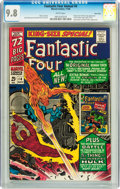 Silver Age (1956-1969):Superhero, Fantastic Four Annual #4 Twin Cities pedigree (Marvel, 1966) CGCNM/MT 9.8 White pages....