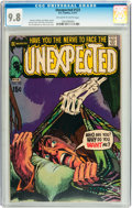 Bronze Age (1970-1979):Horror, Unexpected #123 (DC, 1971) CGC NM/MT 9.8 Off-white to whitepages....