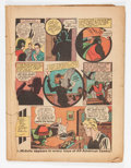 Golden Age (1938-1955):Superhero, All Star Comics #8 (DC, 1942) Condition: PR - Incomplete andcoverless....