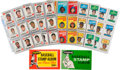 Baseball Cards:Sets, 1961 - 1970 Topps Insert or Secondary Sets Collection (7). ...