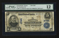 National Bank Notes:Texas, Texarkana, TX - $5 1902 Plain Back Fr. 600 The Texarkana NB Ch. # 3785. ...