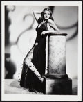"Movie Posters:Miscellaneous, Rita Hayworth in You'll Never Get Rich (Columbia, 1941). Pin Up Photo (8"" X 10""). Miscellaneous.. ..."