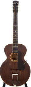 Musical Instruments:Acoustic Guitars, 1921 Gibson L-1 Natural Acoustic Guitar, Serial # 68702....