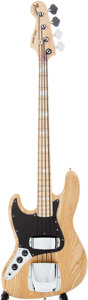 Musical Instruments:Bass Guitars, 1978 Fender Jazz Bass Electric Bass Guitar, Serial # S8300563....