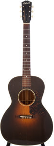 Musical Instruments:Acoustic Guitars, Mid-1930s Gibson L-00 Sunburst Acoustic Guitar, Serial # 1002....