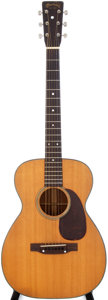 Musical Instruments:Acoustic Guitars, 1952 Martin 0-18 Natural Acoustic Guitar, Serial # 125044....
