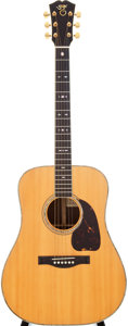 Musical Instruments:Acoustic Guitars, 1984 Santa Cruz D143R Tony Rice Model Natural Acoustic Guitar,Serial # 10-84....