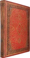 Books:Books about Books, [Bookbinding]. R. R. Holmes. Specimens of Royal Fine andHistorical Bookbinding, Selected from the Royal Library,...
