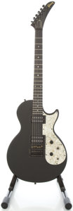 Musical Instruments:Electric Guitars, 1989 Gibson Spirit Black Solid Body Electric Guitar, #82629776....