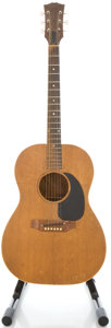 Musical Instruments:Acoustic Guitars, Late 1960s Gibson B-15N Natural Acoustic Guitar, #851851....