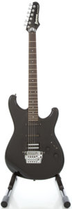 Musical Instruments:Electric Guitars, 1980s Ibanez RS440 Black Solid Body Electric Guitar, #D851975....