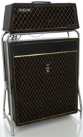 Musical Instruments:Amplifiers, PA, & Effects, 1960's Vox Royal Guardsman Guitar Amplifier, Serial #30-5072-2D....