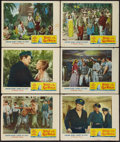 "Movie Posters:Adventure, Wake of the Red Witch (Republic, 1949). Lobby Cards (6) (11"" X14""). Adventure.. ... (Total: 6 Items)"