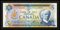 Canadian Currency: , BC-48bA $5 1972 Replacement. ...