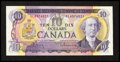 Canadian Currency: , BC-49b $10 1971. ...