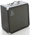 Musical Instruments:Amplifiers, PA, & Effects, Circa late 1960's Ampeg Jet J-12R Reverbojet Guitar Amplifier,Serial #081093....