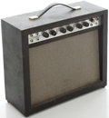 Musical Instruments:Amplifiers, PA, & Effects, 1960's Silvertone 62-9013A Guitar Amplifier....