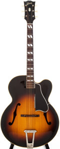 Musical Instruments:Acoustic Guitars, 1957 Gibson L-7C Sunburst Acoustic Guitar, Serial # A22740....