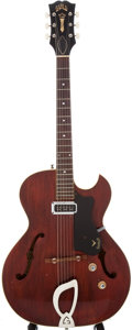 Musical Instruments:Electric Guitars, 1960 Guild Starfire I Semi-Hollow Electric Guitar, Serial # 13811....