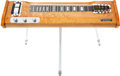 Musical Instruments:Lap Steel Guitars, 1960s Rickenbacker Jerry Byrd Model Maple 8-String Console SteelGuitar, Serial # C9183....