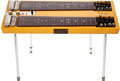 Musical Instruments:Lap Steel Guitars, 1961 Gibson C-530 Natural Double Neck Console Steel Guitar, Serial# 12025....