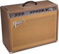 Musical Instruments:Amplifiers, PA, & Effects, 1962 Fender Super Brown Guitar Amplifier, Serial # 54548....