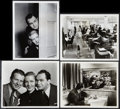 """Movie Posters:Comedy, The Whole Town's Talking (Columbia, 1935). Portrait Photo and Photos (3) (8"""" X 10""""). Comedy.. ... (Total: 4 Items)"""
